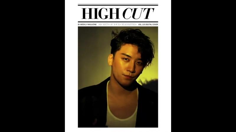 "Lee seung ri 이승리 スンリ on Instagram_ ""@highcutstar 하이컷 highcut 승리의순간 놓치지마세요."""