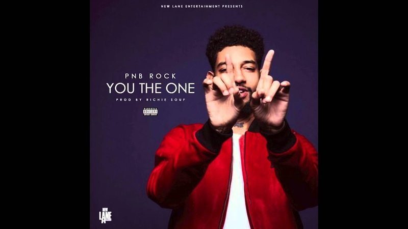 PnB Rock - You The One [Prod By Richie Souf]