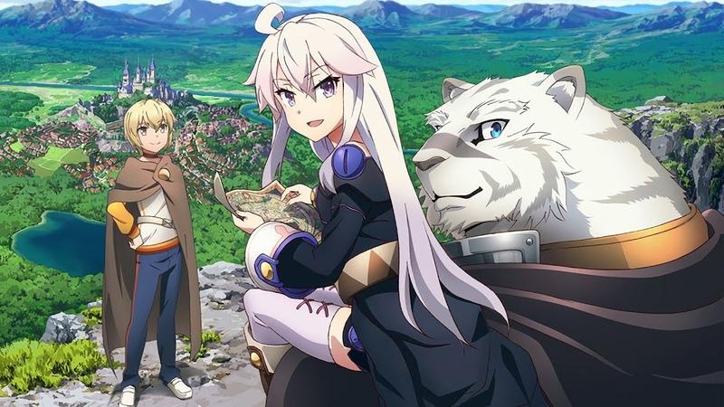 Аниме Книга магии для начинающих с нуля Серии 1 12 Озвучили Nuts Cleo chan