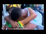 Samuel Eto'o ignores all media and goes straight to a young Cameroon fan | Мемы про Челси | Chelsea ヅ