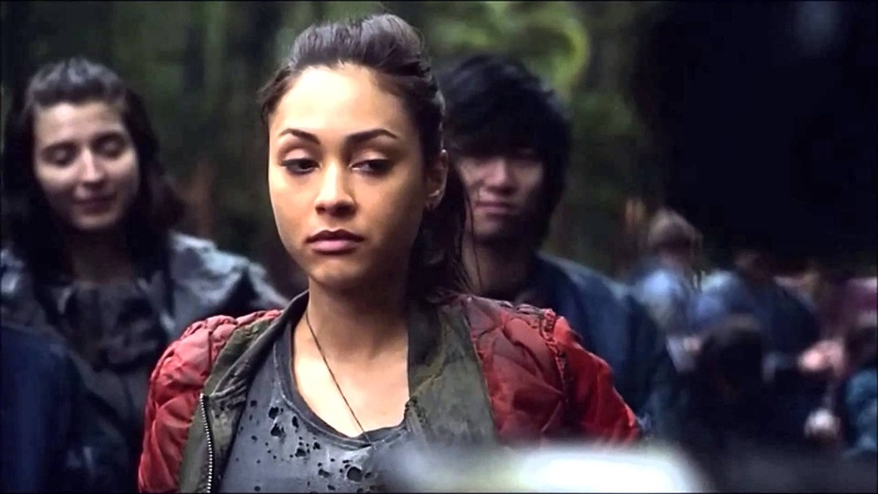 Raven Rayes - I'm only human (the100)