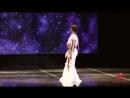 Мужской восточный танец живота. Танцует Халед Махмуд.mp4