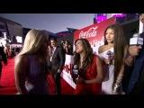 Lady Gaga Red Carpet Interview - AMAs 2013