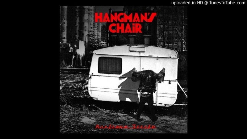 Tired Eyes (feat. Perturbator) - Hangman's Chair