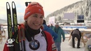 Анастасия Кузьмина довольна 5-м местом. Хохфильцен 2018