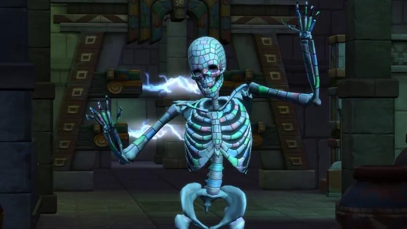 The Sims 4 - Console Bundle: Seasons, Jungle Adventure and Spooky Stuff Trailer