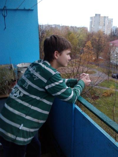 Денис Котенко, 21 мая , Минск, id214137672