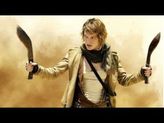 Обитель зла 3: Вымирание HD / Resident Evil: Extinction HD (2007) — боевик на Tvzavr, ENG+RUS SUB