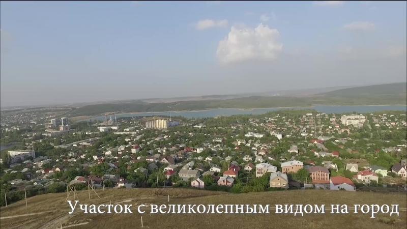 Видовой земельный участок 6 соток в Симферополе, Петровские высоты (купить)
