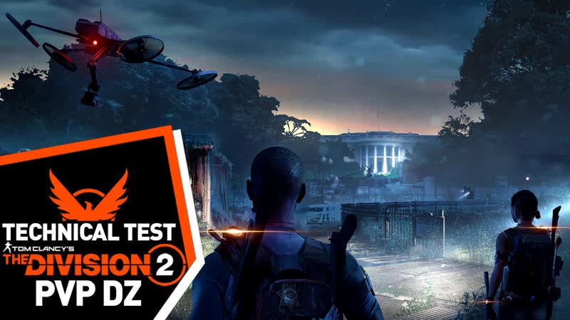 🔴 2 PVP The Division 2 Technical Test