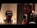 Интервью Али Багаутинова после поражения на UFC 174