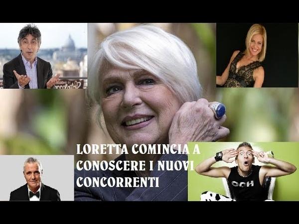 TALE E QUALE SHOW, Luxuria, Antonella Elia E JALISSE DIVENTANO SICURI.TRA GLI UOMINI LE SORPRESE!