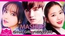 BTS, Oh My Girl, WJSN - SAVE ME, SAVE YOU x FAKE LOVE x REMEMBER ME [MASHUP ROTW] Remix