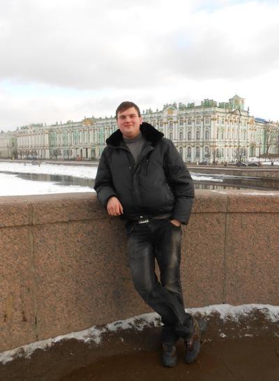 Денис Кулешов, 14 ноября 1989, Санкт-Петербург, id80060839