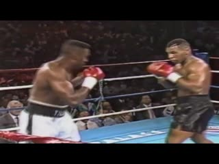 BE REAL - Mike Tyson vs Henry Tillman