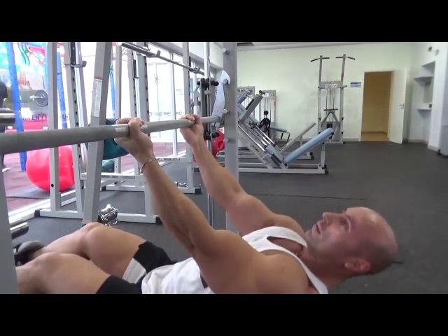 ТОП-5 упражнений для БИЦЕПСОВ рук
