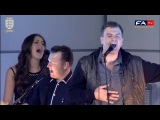 Reverend and The Makers perform at the FA Cup Semi Finals, The FA Cup Anthem
