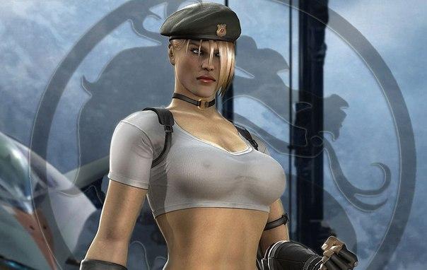 Самые сексуальныу девушек компьютерных игр