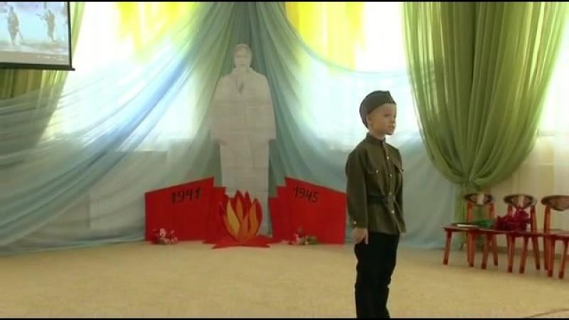 День освобождения в микрорайоне Лиховском