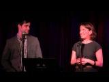 Corey Cott and Kara Lindsay -