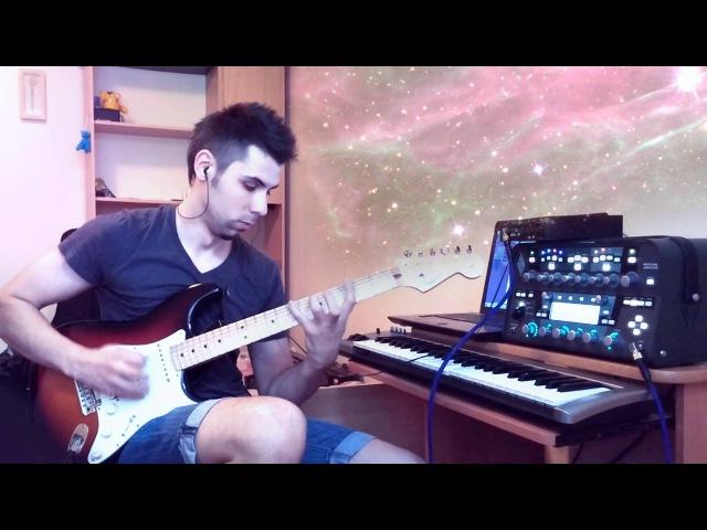 Andrey Korolev - Prelude C minor (J.S.Bach) Metal Version
