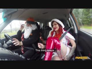 [fakedrivingschool] alexxa vice - sexy squirting anal festive fuck new porn 2018