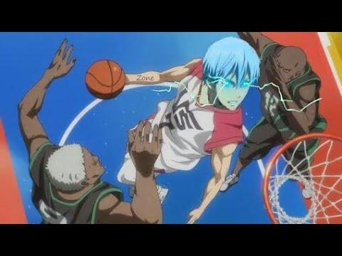 คุโรโกะ โนะ บาสเก็ต เดอะมูฟวี่ - KuroKo No Basket Last Game「AMV」