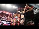 WWE RAW, 30/03/15: AjLee Naomi Paige Vs. The Bella Twins Natalia, Español - Latino