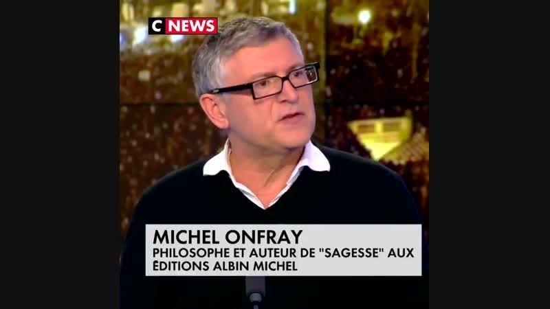 Michel Onfray J'ai lu le Coran et les biographies du prophète Je sais très bien qu'intrinsèquement l'antisémitisme s'y trouve