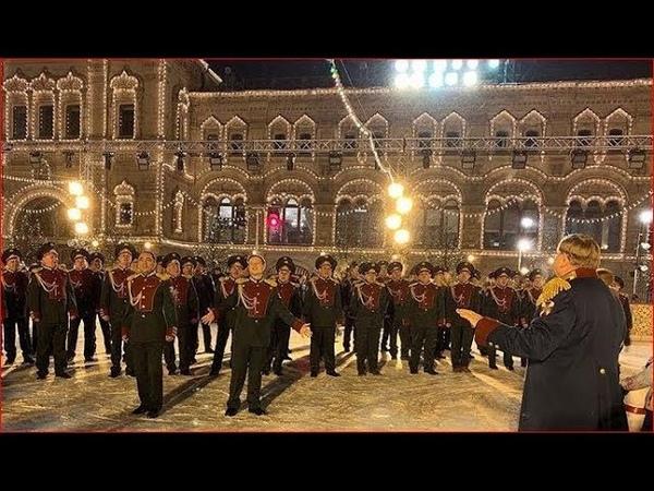 С наступающим Новым Годом Премэьера новогоднего клипа Ансамбля Росгвардии на песню Last Christmas