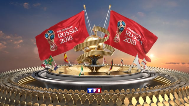 TF1 World Cup Idents 2018