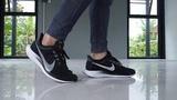 Nike Zoom Pegasus Turbo Black on Feet