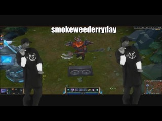 Infernal Nasus - Snoop Dogg dance (Drop it like it's hot)