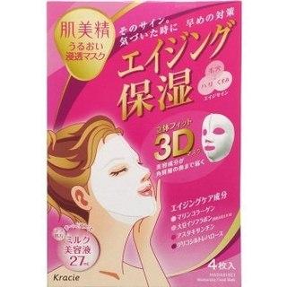 японская маска от черных точек