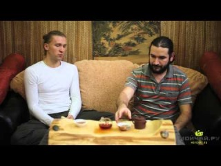 Чай и йога - Андрей Ткаченко в гостях у Мойчай.ру