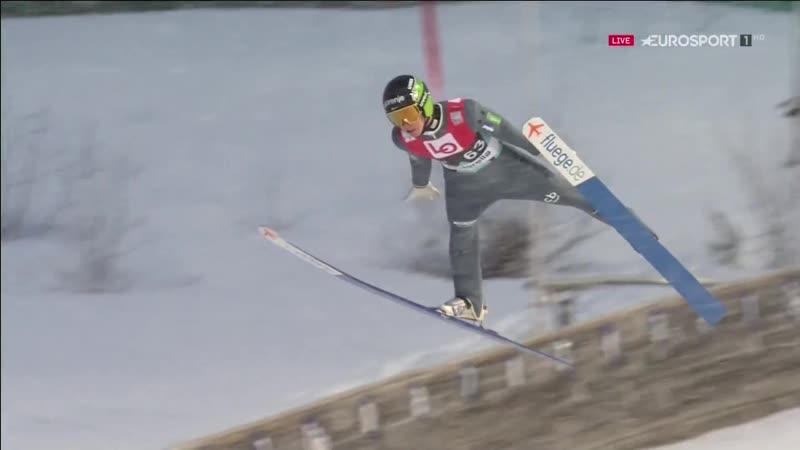 Ski Jumping WC Raw Air Vikersund NOR HS 240 Qualification 2019 03 15