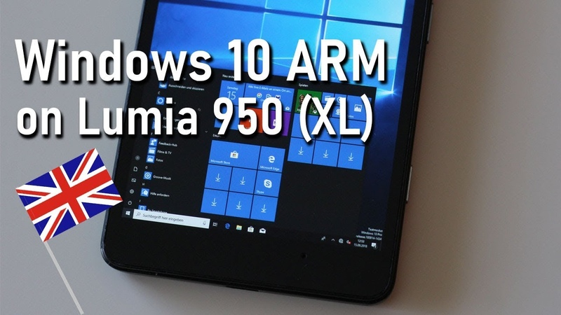 Tutorial Install Windows 10 ARM on Lumia 950 (XL) English Guide