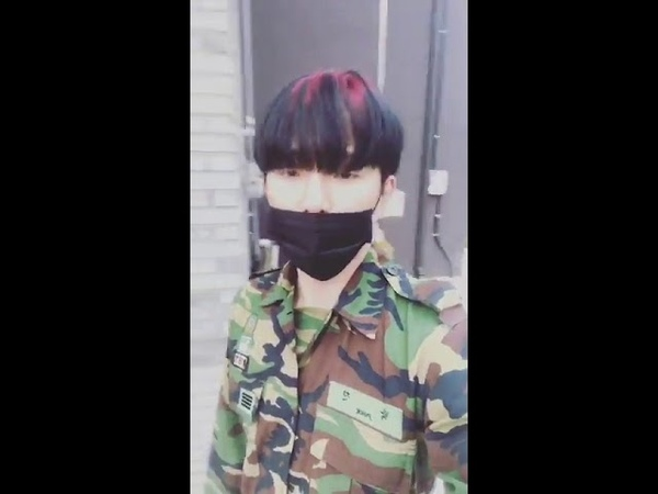 180906 dob Park Jin Facebook live 디오비 박진 페이스북 라이브