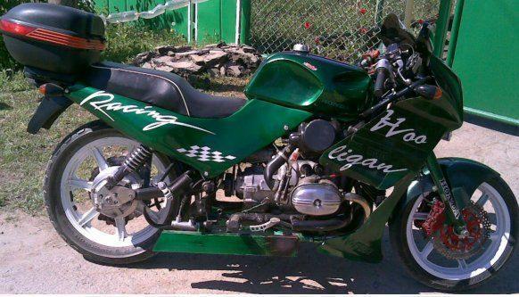 Мотоциклы урал тюнинг своими руками фото