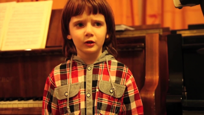 Никита Бессонов(4 года)- Рахманинов романс Здесь хорошо