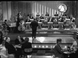 Олег Лундстрем и Анатолий Кролл художественные руководители и дирижёры джазовых оркестров.