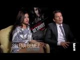 Selena Gomez Teaches Ethan Hawke How to Twerk