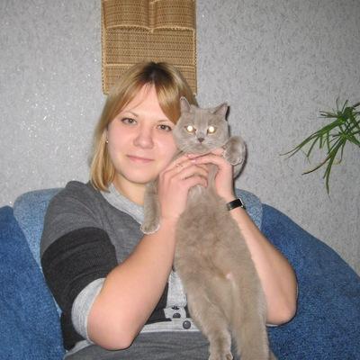 Ирина Неугодова, 7 мая 1989, Тамбов, id20543228