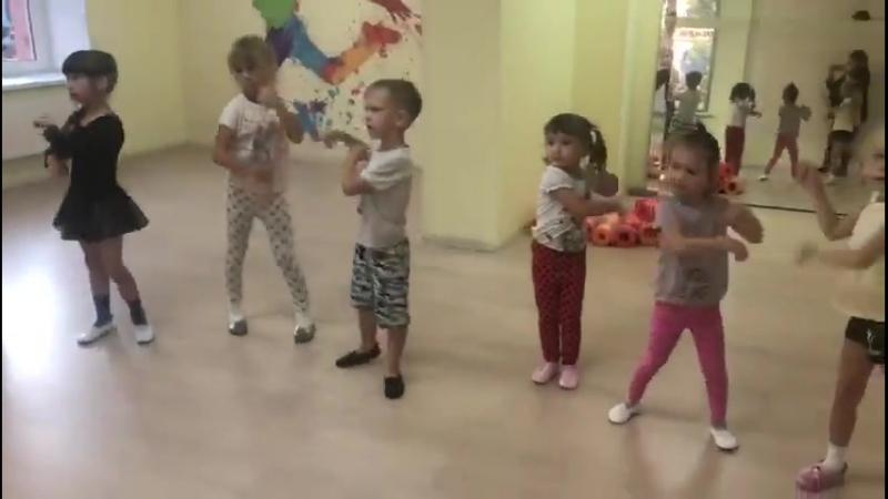 """Танцевальные уроки в академии развития """"Talento"""" г. Санкт-Петербург"""