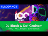 DJ Black Kat Graham - Sassy ( M.D. Project Eurodance)
