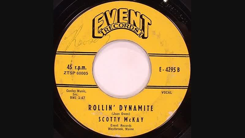 Scotty McKay - Rollin' Dynamite