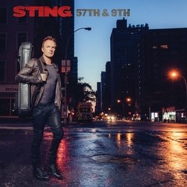 Sting альбом 57TH & 9TH