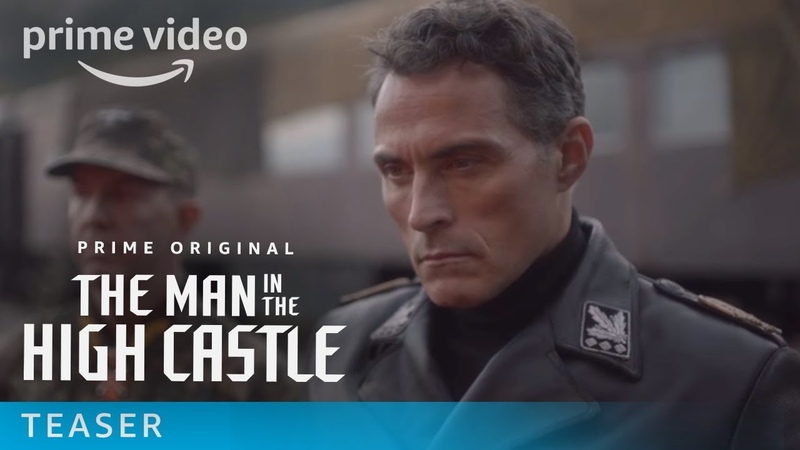 The Man in the High Castle Season 4 Official Teaser Prime Video