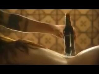 Групповой секс в запрещенной рекламе пива