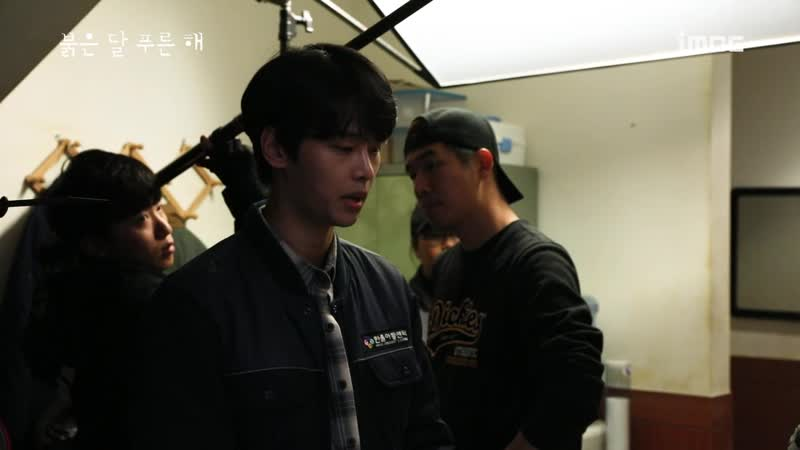 |181129| MBC Drama 'Red Moon, Blue Sun'/ 'Children of Nobody' VIXX N making